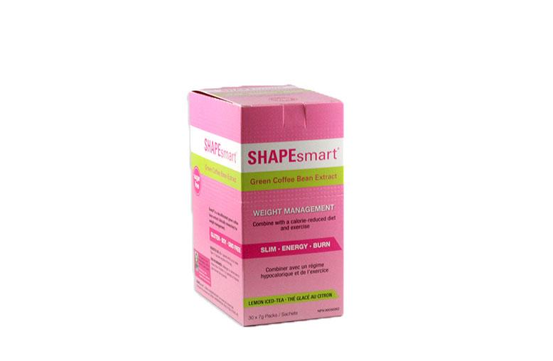 Lorna Vanderhaeghe SHAPEsmart Counter Display / Shipper Box