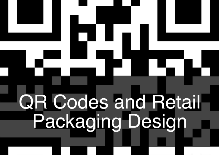 QR Codes and Retail Packaging Design