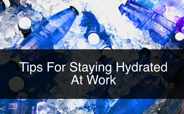 Tips For Staying Hydrated At Work – ibox Packaging