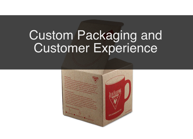 Custom Packaging and Customer Experience
