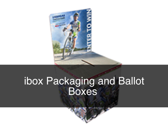 ibox Packaging and Ballot Boxes