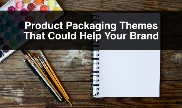 Product Packaging Themes That Could Help Your Brand
