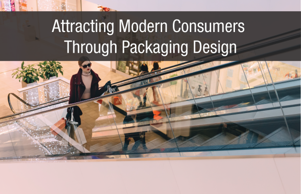 Attracting Modern Consumers Through Packaging Design