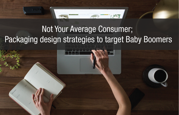 Not Your Average Consumer; Packaging design strategies to target Baby Boomers