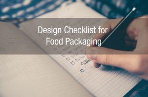 Design Checklist for Food Packaging