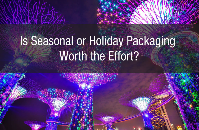 Is Seasonal or Holiday Packaging Worth the Effort?
