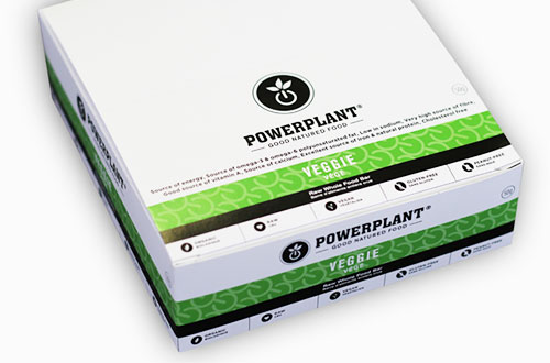 Power Plant Counter Displays