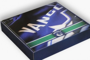 custom high quality fully printed litho laminate custom die cut box