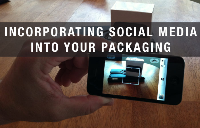 The Power of Incorporating Social Media into your Packaging