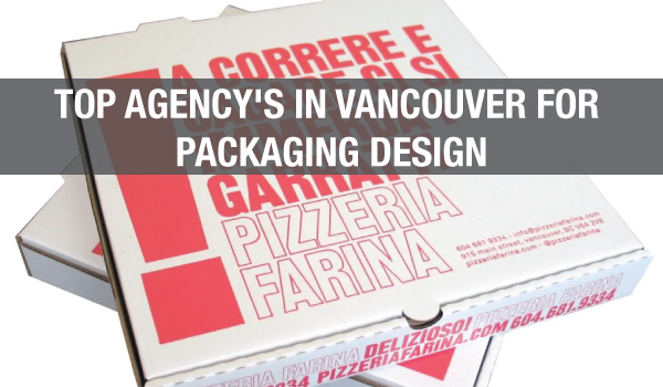 Top Agencies in Vancouver for Packaging Design