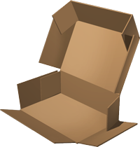 Five Panel Folder Boxes