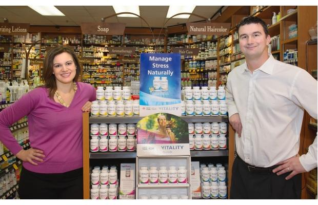 Vitality Vitamins and Supplements – Floor Displays