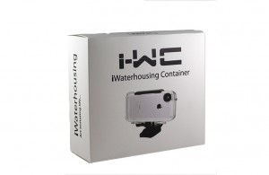 i-WC iWaterhousing Die Cut Mailer Box / Retail Packaging