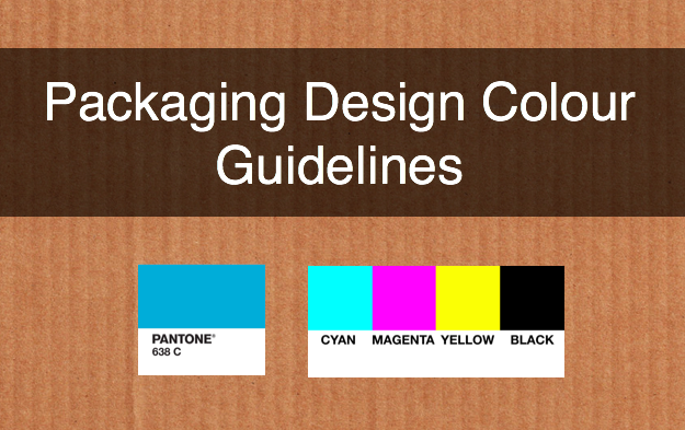 Packaging Design Colour Guidelines