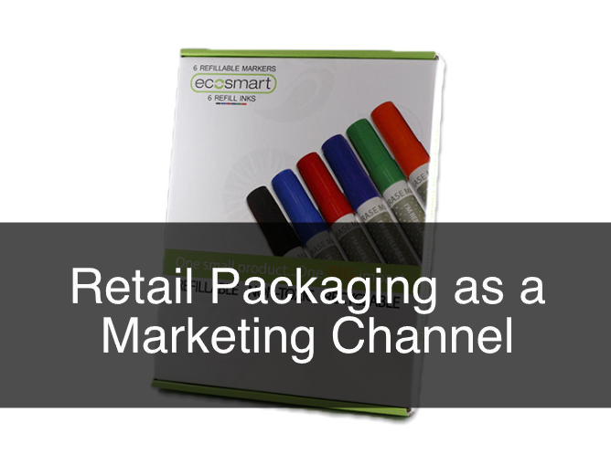 Retail Packaging as a Marketing Channel