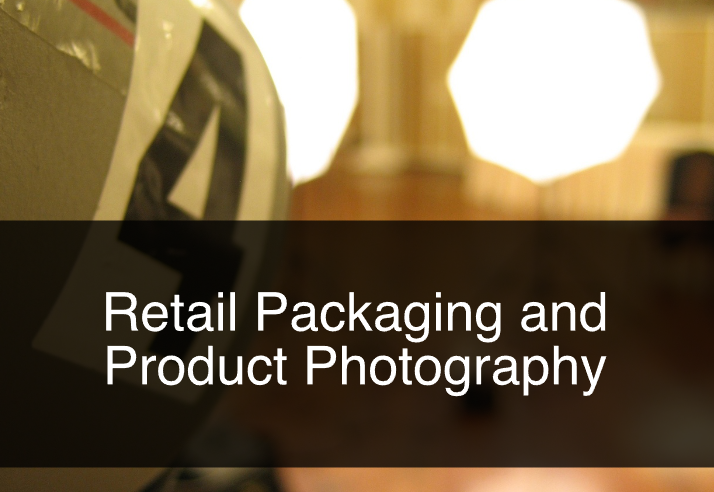 Retail Packaging and Product Photography