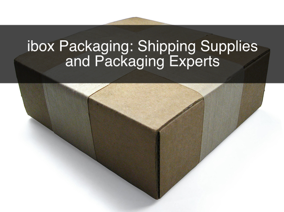 ibox Packaging: Shipping Supplies and Packaging Experts