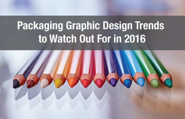 Packaging Graphic Design Trends to Watch Out For in 2016