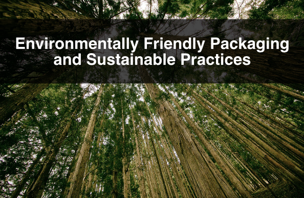 Environmentally Friendly Packaging and Sustainable Practices