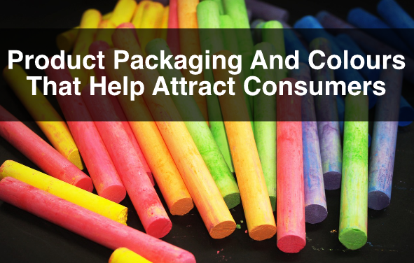 Product Packaging And Colours That Help Attract Consumers