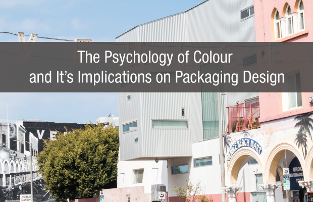 The Psychology of Colour and It's Implications on Packaging Design