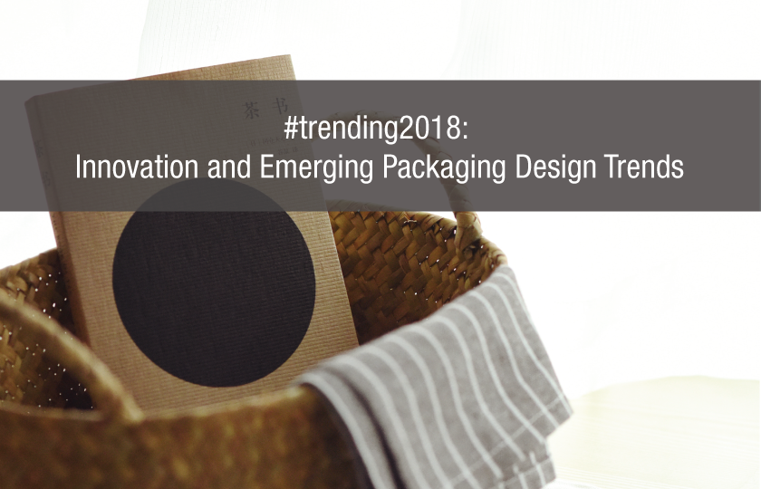 #trending2017: Innovation and Emerging Packaging Design Trends