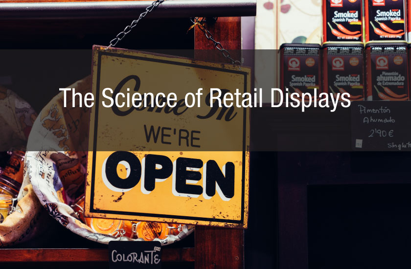 The Science of Retail Displays