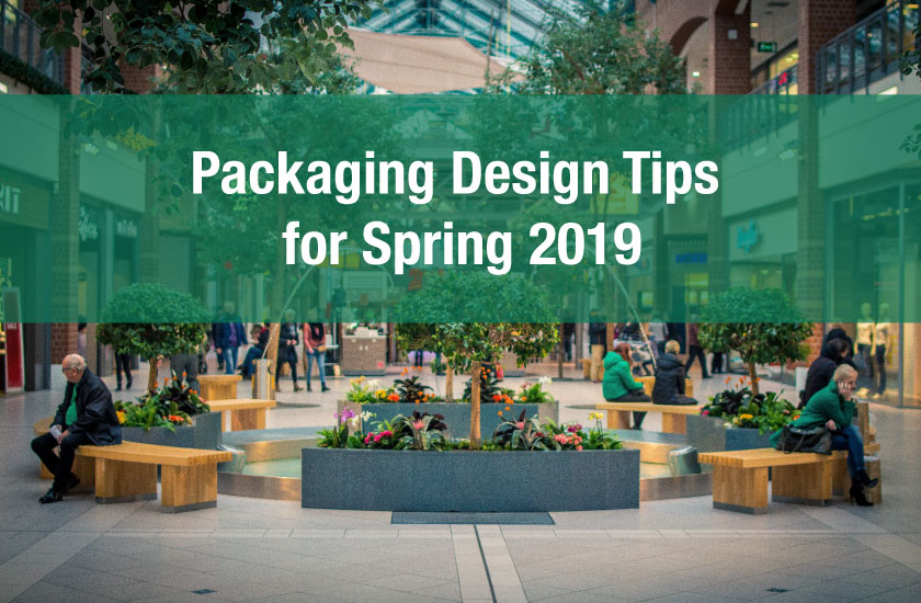 Packaging Design Tips for Spring 2019