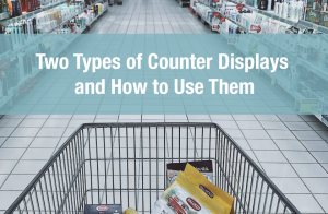Two Types of Counter Displays and How to Use Them