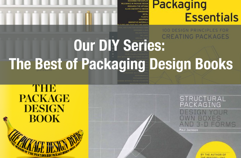 Our DIY Series: The Best of Packaging Design Books