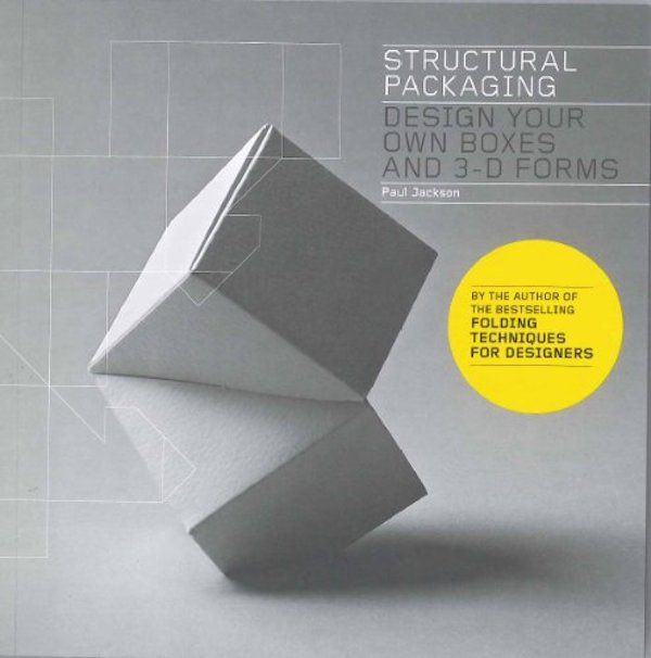Structural packaging design book