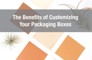 The Benefits of Customizing Your Packaging Boxes