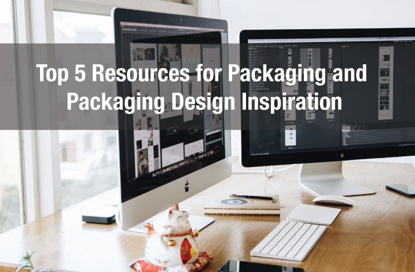 Top 5 Resources for Packaging and Packaging Design Inspiration