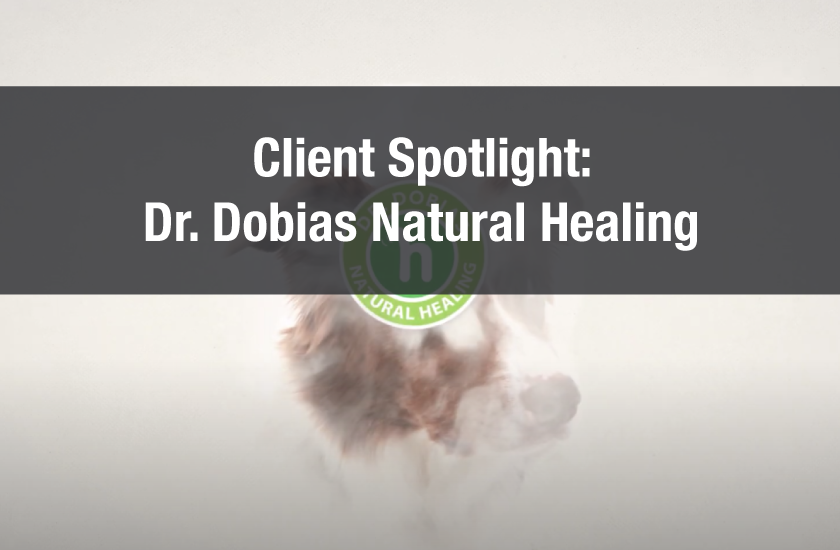 Eco Friendly Cardboard Sleeve for Dr. Dobias Natural Healing