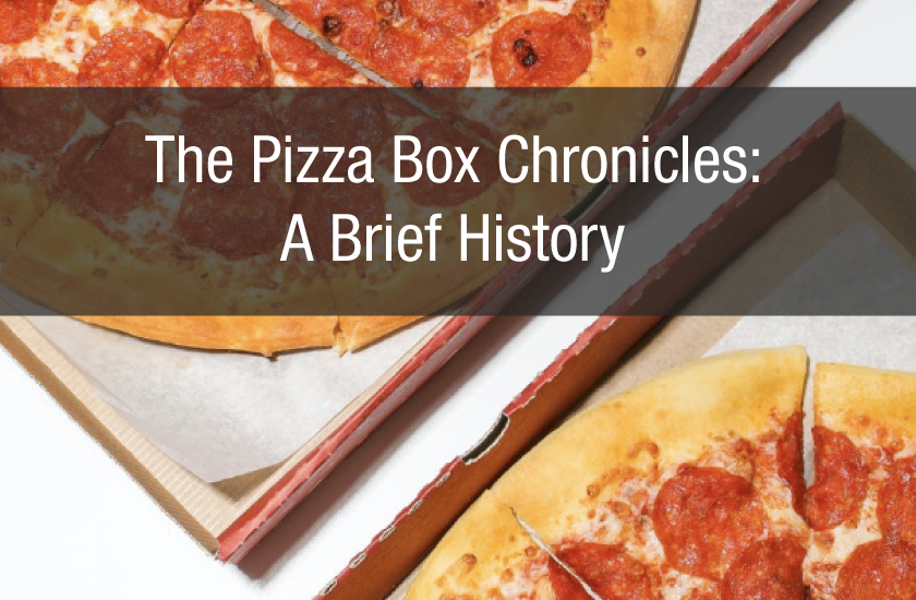 The Pizza Box Chronicles: A Brief History