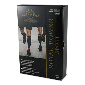 Royal Stocking Custom Box for Socks
