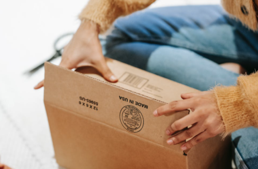 How to Use Packaging to Improve Customer Experience
